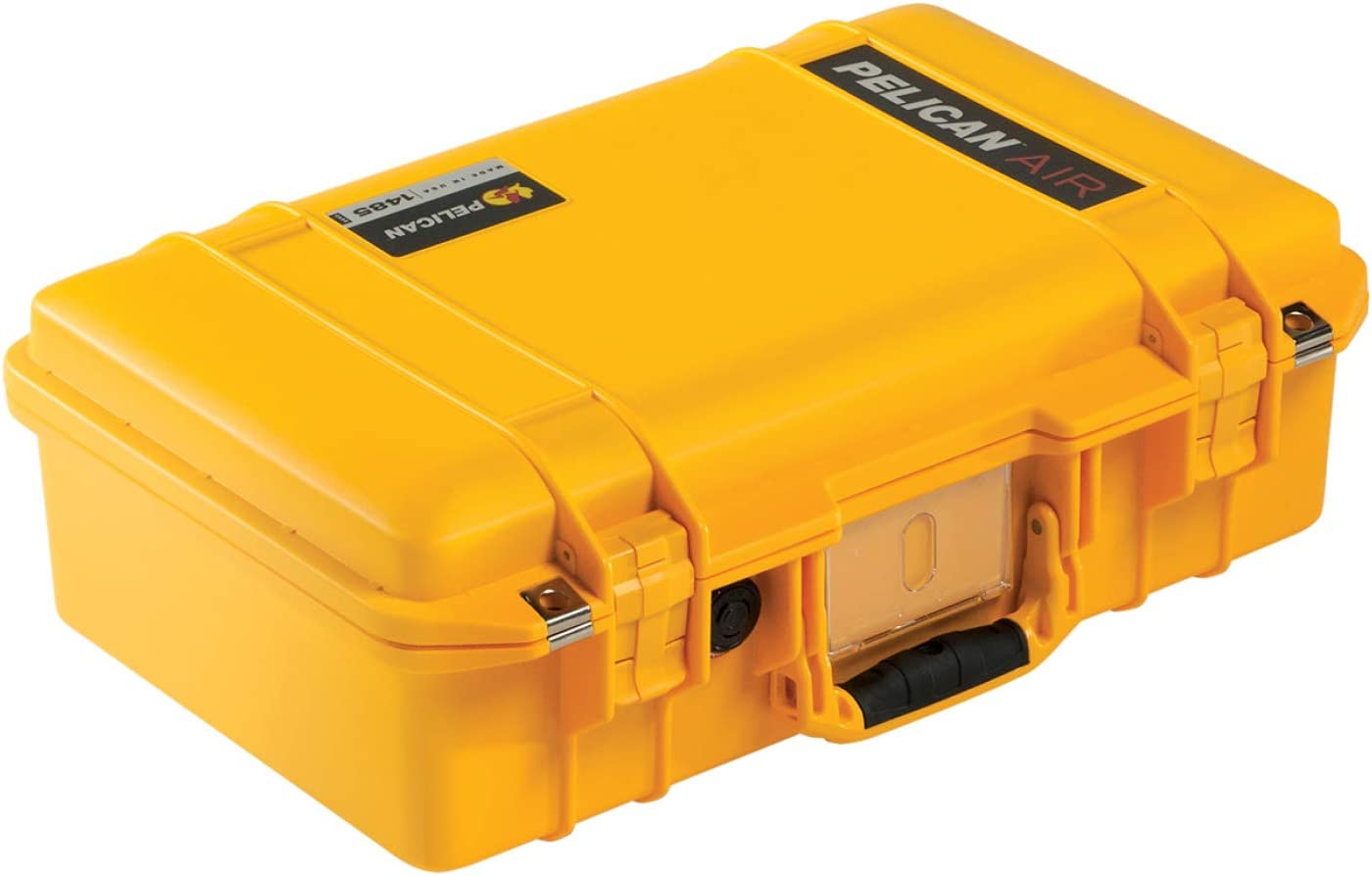 Pelican Air 1485 Case with Foam (Yellow)