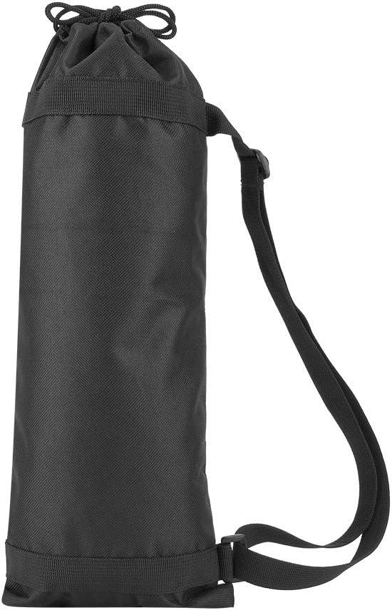 Bewinner Camera Tripod Bag Black Portable Folding Outdoor Oxford Padded Tripod Bag Strap Camera Tripod Photography Carry Bag for Camera Tripod, Monopod, Microphone Tripod(45cm)