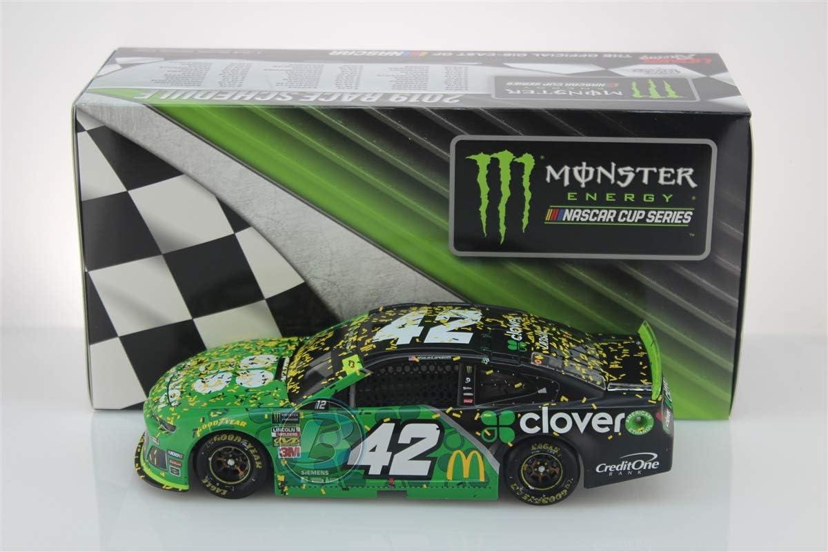 Lionel Racing Kyle Larson 2019 Dover Win Clover Raced Version Diecast Car 1:24