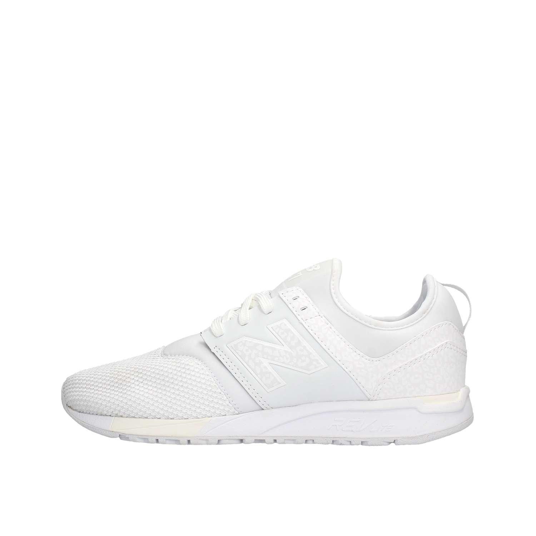 New Balance WRL247NT Sneaker Mujer 38 EU|Blanco