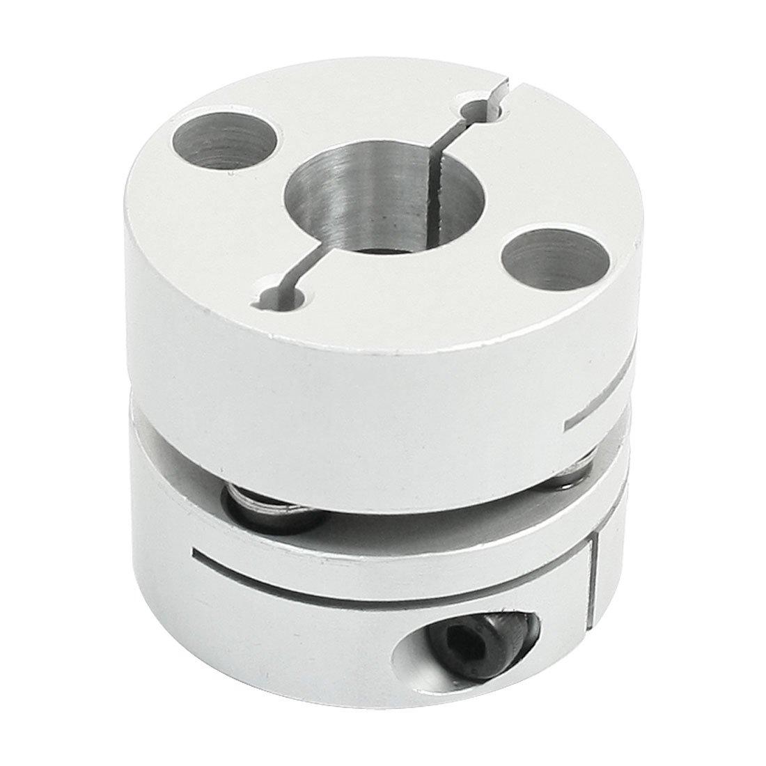 sourcingmap/® 15mm a 15mm conjunto acoplador L34mm D39mm del codificador del acoplamiento del eje motor