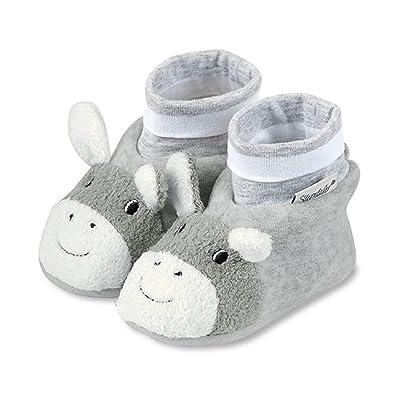 buy online a551c b773f Sterntaler Jungen Baby-Schuh Erik Hausschuhe: Amazon.de ...