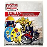 Angry Birds Transformers Easter Egg Decorating Kit with Wraps and Stickers