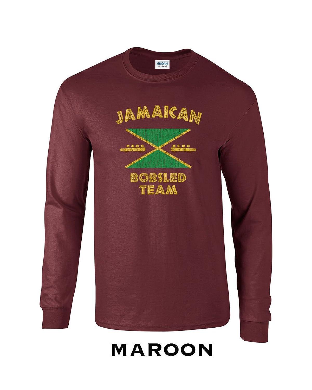 394 Jamaican Bobsled Team Adult Long Sleeve T Shirt