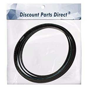 341241 OEM FACTORY ORIGINAL GENUINE DRYER DRUM BELT FOR WHIRLPOOL & KENMORE