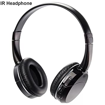 Review 2 Channel IR headphones