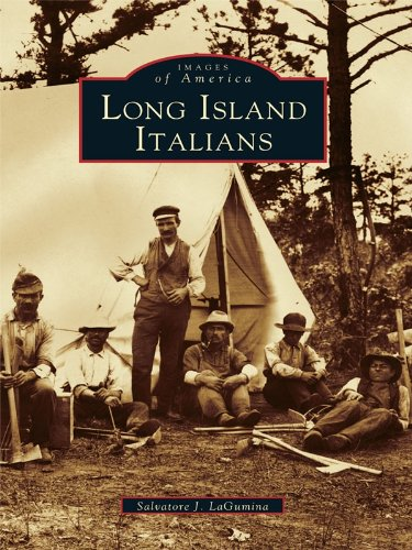 - Long Island Italians (Images of America)