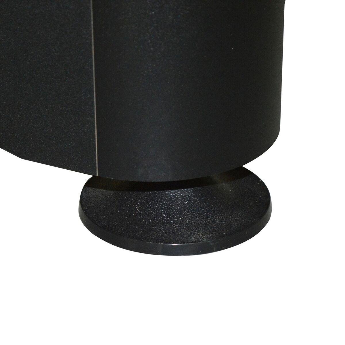 FamilyPoolFun.com Premium Black 7-ft Air Hockey Chrome Table w/5 Year Warranty from by FamilyPoolFun.com