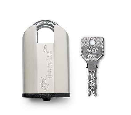 Godrej Locks 3KS Herculoc Plus (Satin Nickel)
