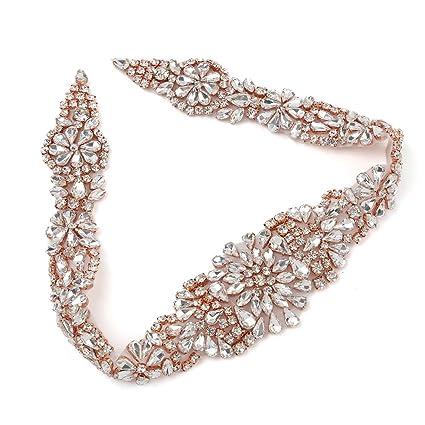 a690ff9860 Rose rhinestone applique rhinestone trim Pearls Applique Crystal Beaded  Applique appliques crystal rhinestones bridal belt applique for wedding  dress