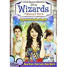 The Wizards of Waverley Place: Supernaturally Stylin'