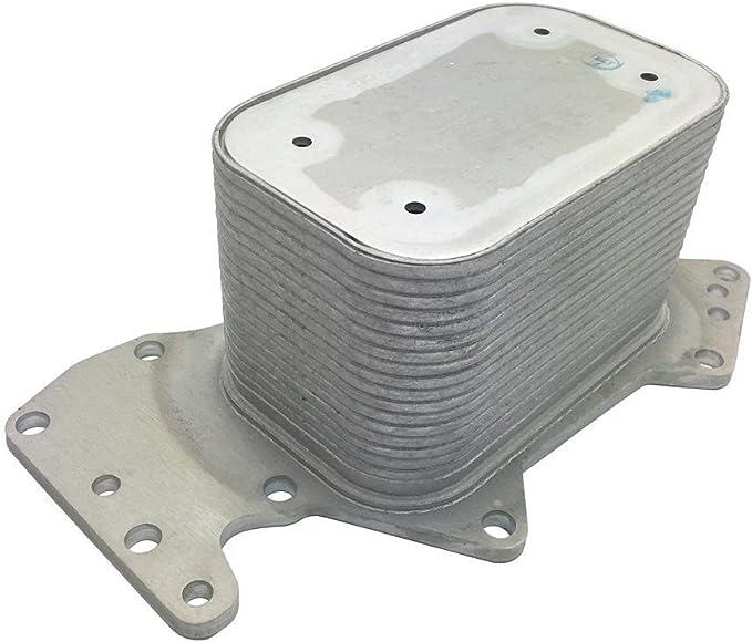 Engine Oil Cooler for 2005-14 Audi A4 A5 A6 A7 Q5 Q7 S4 S5 VW Touareg 06E117021G