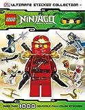 Ultimate Sticker Collection: LEGO® Ninjago (ULTIMATE STICKER COLLECTIONS)