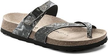 8ed06a00d6f5 Birkenstock Womens Tabora Open Toe Casual Slide Sandals