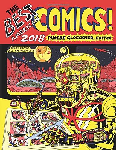 The Best American Comics 2018 (The Best American