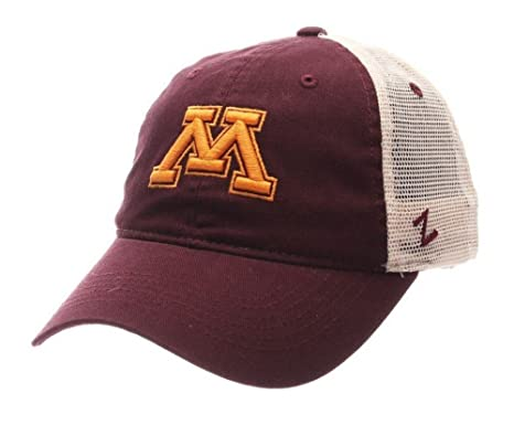 1b7888ef404 Zephyr Hats Minnesota Gophers University