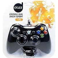 Controle Dual Shock Combat USB, Dazz, 621246, Outros Acessórios para Notebooks