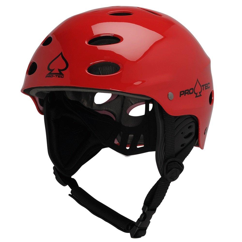 Pro-Tec Ace Wake Helmet, Gloss Red, L by Pro-Tec