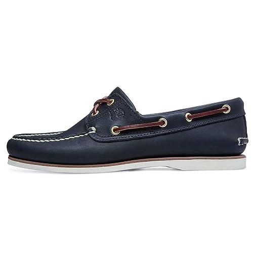 le dernier d2666 f63af Timberland Classic 2 Eye, Chaussures Bateau Homme