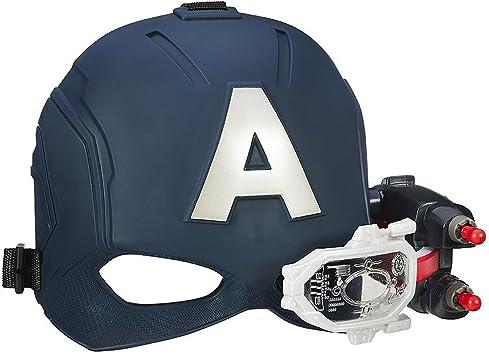 Marvel Avengers - Casco visión de Acero de Capitán América ...