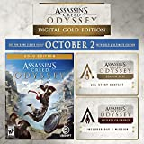 Assassins Creed Odyssey - Gold Edition [Online Game Code]