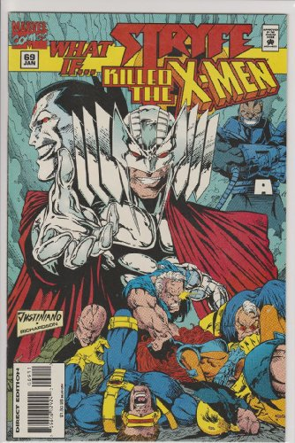 Price comparison product image What If #69 Vol.2 (Stryfe Killed the X-Men)