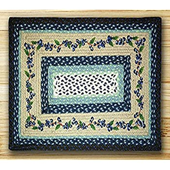 Amazon Com Earth Rugs Rug 20 X 30 Quot Blueberry Cr 232 Me