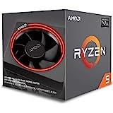 AMD Ryzen 5 2600X Processor with Wraith Max RGB LED Cooler - YD260XBCAFMAX
