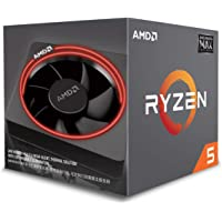 AMD Ryzen 5 2600X Processor with Wraith Max RGB LED Cooler - YD260XBCAFMAX