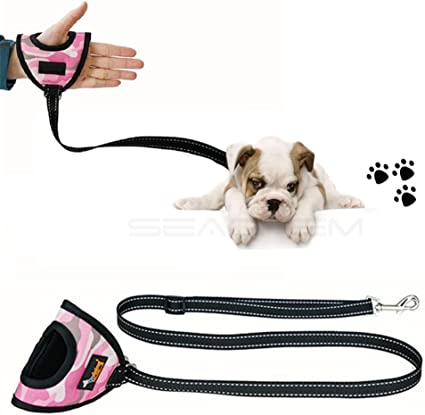 Pet Puppy Dog Cat Training Walking Traction Rope Adjustable Harness Lead Leashes