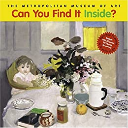 Can You Find It Inside?: Search and Discover for Young Art Lovers (Can You Find It)