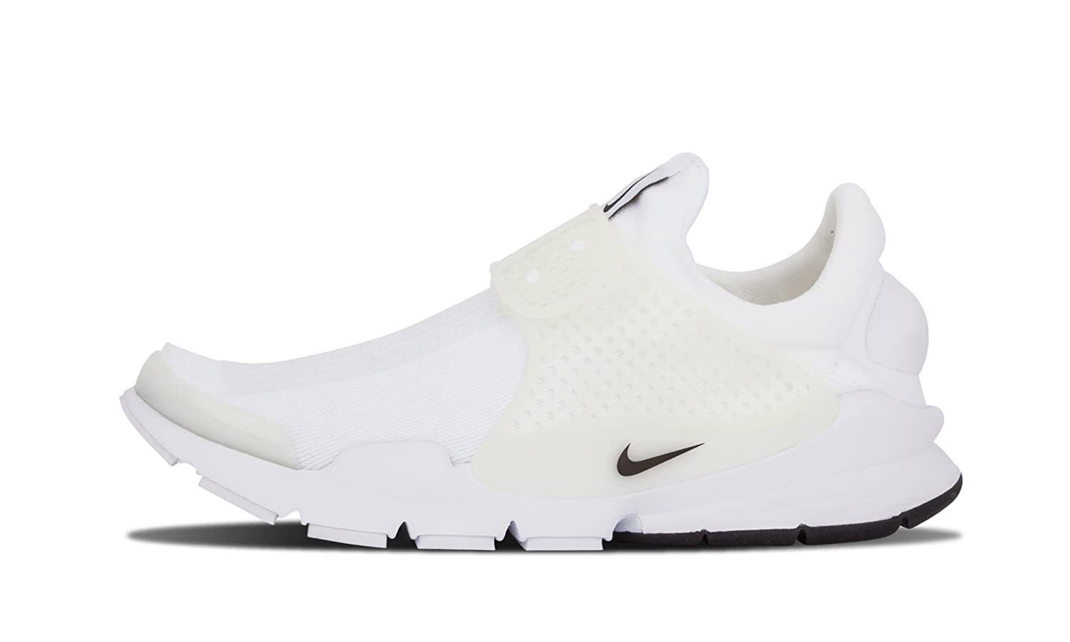 sneakers for cheap 37c67 3fac9 Nike Men s Sock Dart SP, USA-White White, 9 M US  Buy Online at Low Prices  in India - Amazon.in