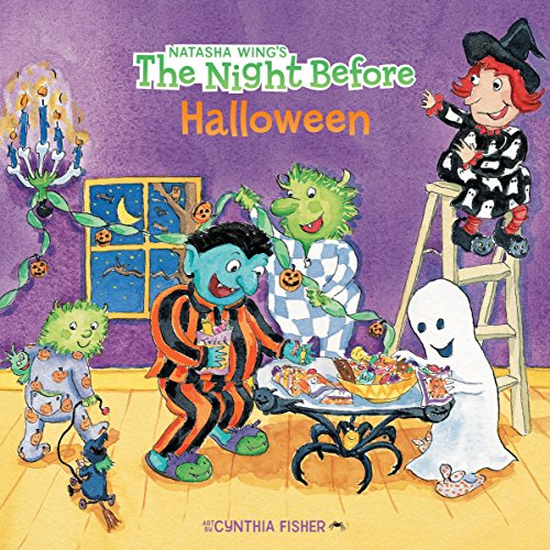 The Night Before Halloween -