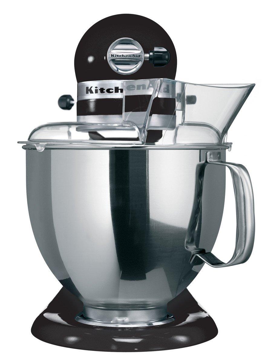 KitchenAid Artisan KSM150BOB Stand Mixer Black: Amazon.co.uk: Kitchen U0026 Home