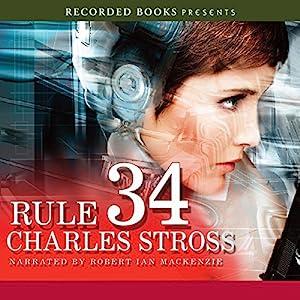Rule 34 Audiobook