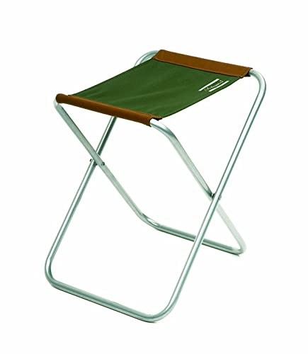 A Small Fishing Or Picnic Stool Strong Canvas Seat