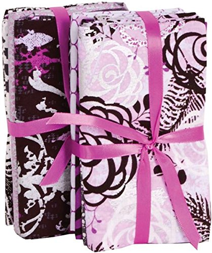 Fabric Editions Fabric Bundle Assortment, 21-Inch, City MDGBND21-CTY