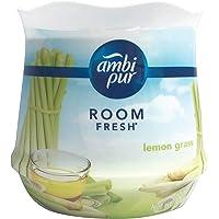 Ambi Pur Gel Fresh Air Freshener, Lemongrass, 180g
