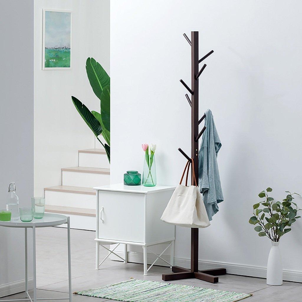 Appendiabiti, soggiorno camera da letto semplice in legno massello appendiabiti semplice appendiabiti moderno. Wall CR