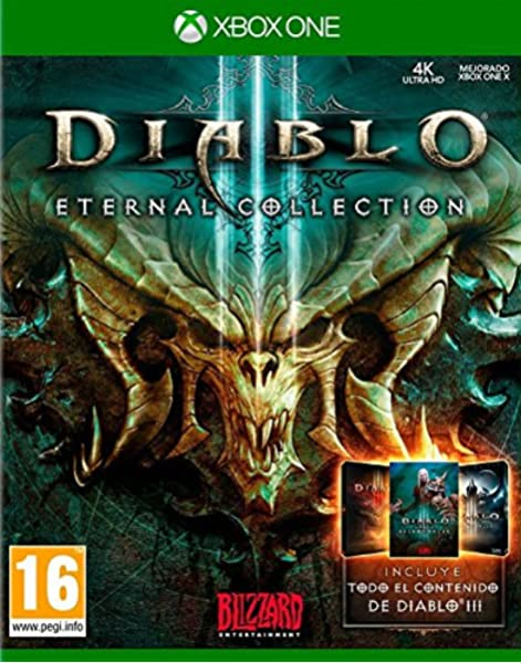 Diablo III: Eternal Collection: Amazon.es: Videojuegos