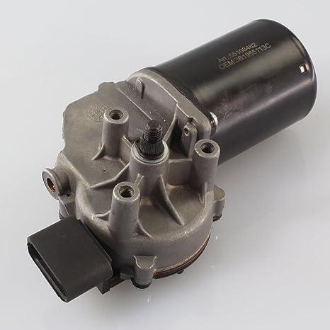 Motor de limpiaparabrisas (parte delantera 3b1955113 a, 3b1955113 C, 3b1955113d, 8d1955113 C