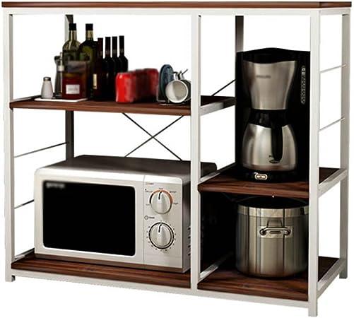 Shelf Wxp Kitchen Furniture Kitchen Landing Rack Microwave Oven Kitchen Appliances Storage 90 40 83cm Kitchen Cabinets And Cutlery Cabinets Amazon Co Uk Kitchen Home