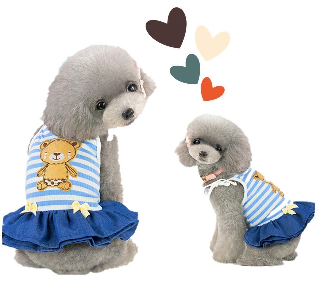 Hunde Kleider, Haustierkleidung Haustier Welpen Kleine Hund