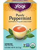 Yogi Tea, Purely Peppermint, 16 Count