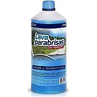 Sisbrill Lavaparabrisas Conc. 1:20 con Repelente Lluvia