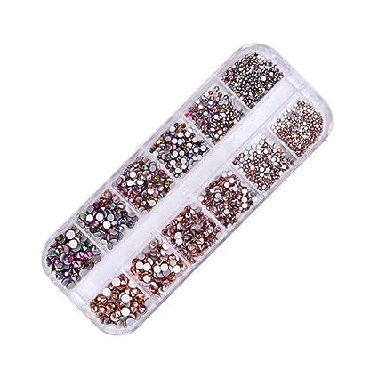 Xmansky Aplicaciones de estrás para decoración de uñas ...