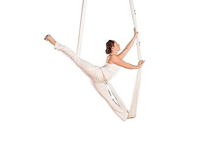 E-Bestar Suspensión elástica Fitness Pilates Hamaca Yoga ...