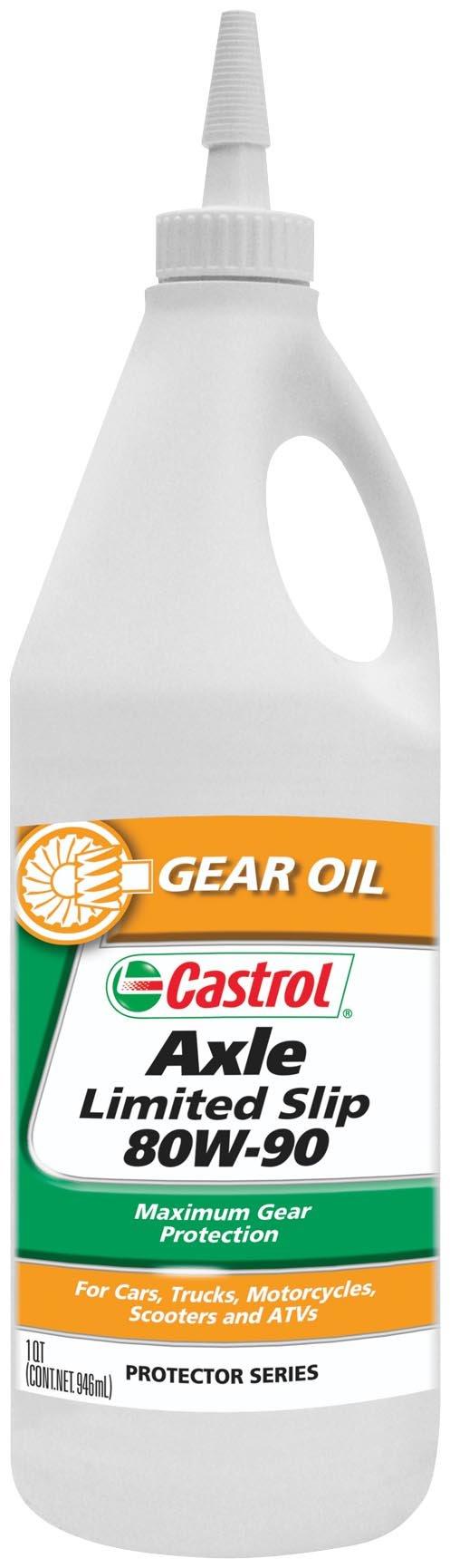 Castrol Axle Limited Slip Gear Oil - 80W-90 - 1 Liter 12612