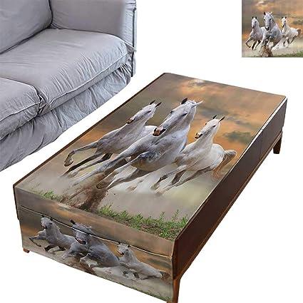 Excellent Amazon Com Despkon Home Table Cloth Rectangular Side Pocket Pabps2019 Chair Design Images Pabps2019Com