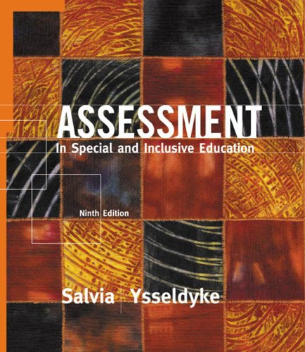 Assessment Ninth Edition